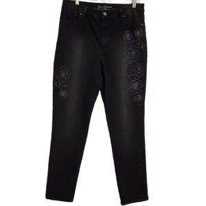 Gloria Vanderbilt Amanda 2.0 Slim Leg Jeans